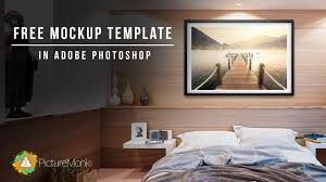 free photoshop photography mockup youtube
