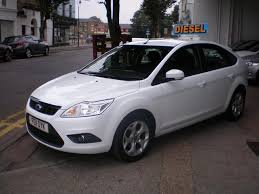 used ford focus tdci used ford focus 2011 white paint diesel 1 6 tdci sport 5dr