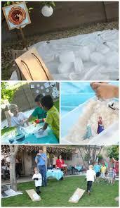 backyard party backyard fence ideas