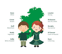 a history of irish surnames is yours here u2013 ancestry blog