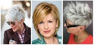 Frisuren Frauen Kurz 2017 by 30 Schicke Frisuren Für Frauen Ab 50 Sind Modern Und Trendy