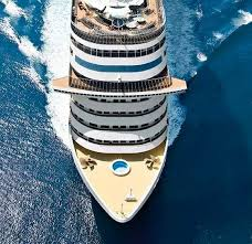 largest ship in the world world s largest cruise ships rediff com business