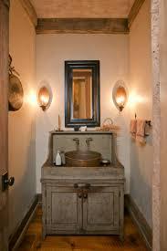 Creative Bathroom Lighting Modern Design Ideas Using Rectangular White Free Standing Sinks