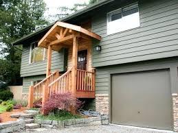 split level front porch designs split entry remodel split entry entryway ideas split foyer entry