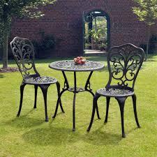 Aluminium Garden Chairs Uk Outdoor Bistro Sets Ideas Babytimeexpo Furniture