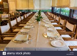 Formal Dining Setting Table Formal Table Setting Stock Photos U0026 Formal Table Setting Stock