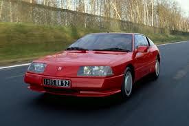 alpine a106 renault to resurrect alpine brand with a new sports car