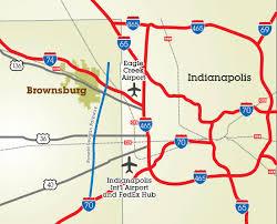Map Of Indianapolis Indiana Maps U2013 Brownsburg Indiana Innovation Zone