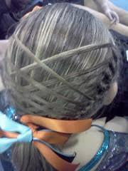 gymnastics picture hair style gymnastics hairstyle chalkbucket
