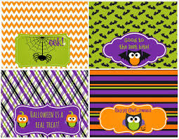 halloween party printables second chance to dream
