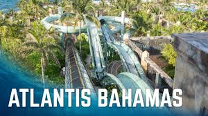 all big water slides at atlantis paradise island nassau bahamas