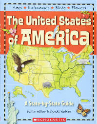 the united states of america a state by state guide millie