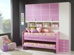bedroom bunk bed with desk and stairs for girls bedrooms