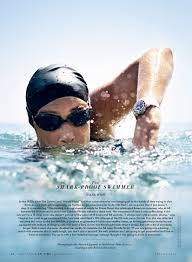 Vanity Fair Diana Steven Lippman Photographs Long Distance Swimmer Diana Nyad For