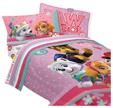 Twin Bedding Sets Girls by Paw Patrol Twin Bedding Set Best Pup Pals Comforter Sheets