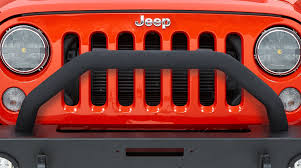 jeep front grill guard bestop 44944 01 highrock 4x4 modular tubular grille guard for