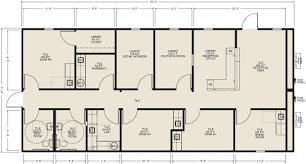 facility floor plan ellis modular buildings healthcare facilities floor plans