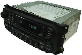 dodge durango stereo 2003 dodge durango factory 6 disc cd changer radio r 2073 7