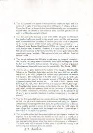 memorandum of understanding mou made by advocate vijay kumar