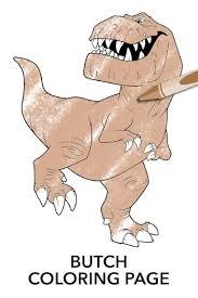 good dinosaur coloring arlo u0026 spot disney movies