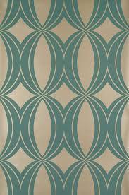Papier Peint Art Nouveau Idée Déco Du Papier Peint Géométrique