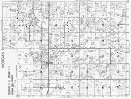 Colorado County Maps by Porter County Indiana Genweb Township Plat Maps 1969