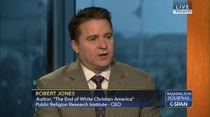washington journal robert jones end white christian america c