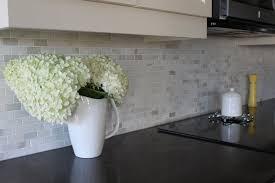 Marble Tile Backsplash Kitchen White Mosaic Marble Kitchen Backsplash Ellajanegoeppinger Com