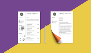 creative free resume templates free resume template and cover letter graphicadi