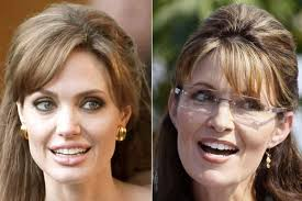 sarah palin hairstyle angelina jolie sarah palin s hair apparent fear and clothing