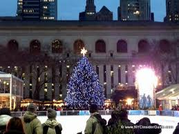 new york city events december 2016 tree activities