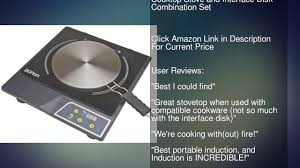 Heat Diffuser For Induction Cooktop Max Burton 6015 Portable Induction Cooktop Stove And Interface