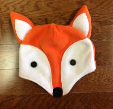 halloween fox how to u0027s day diy halloween costume u2013 fleece fox hat u0026 tail