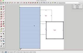 rectangle house floor plans how to draw a basic 2d floor plan from an image file in sketchup