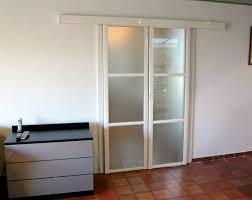 porte coulissante sur mesure l atelier util placard séparation de pièce coulissante sur