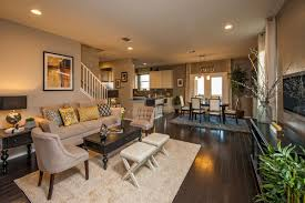 perry homes the woodlands creekside park model townhome design