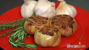 How To Roast Garlic In Toaster Oven How To Roast Garlic Video Allrecipes Com