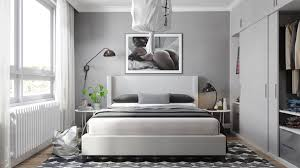 Gray And White Bedroom Gray And White Inside Design Inspiration From Scandinavia U2013 Geminily