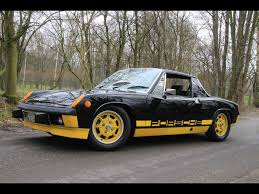 1973 porsche 914 restoring porsche 914 sports cars in the uk
