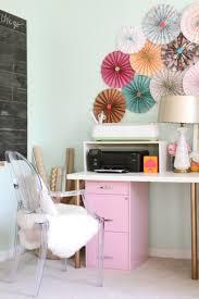 Pink Filing Cabinet A Bubblegum Pink Filing Cabinet Green Diy