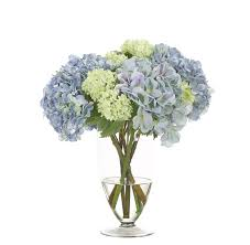 silk hydrangea the well appointed house luxuries for the home the well