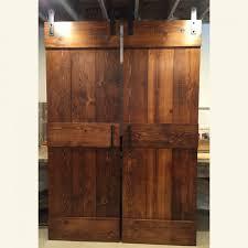 Reclaimed Wood Barn Doors by Farm Style Barn Door Furniture From The Barn