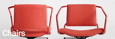 Red Office Furniture by Modern Office Chairs Modern Office Furniture Blu Dot