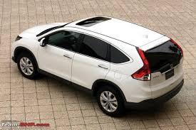 honda crv price in india honda testing 2013 cr v in india edit now launched