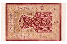 Silk Turkish Rugs Fine Turkish Hereke Pure Silk Rug