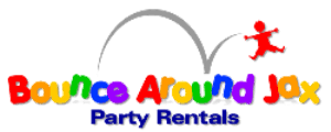party rentals jacksonville fl water slide rentals bounce house rentals jax fl