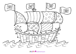 here are some pirate theme colouring pages for you to enjoy