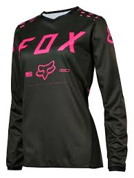 womens motocross riding gear fox racing 180 women u0027s jersey revzilla