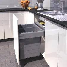 poubelle de cuisine leroy merlin meuble poubelle cuisine poubelle porte cuisine