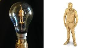 who made the light bulb reinventing the light bulb with a miniature 3d printed version of